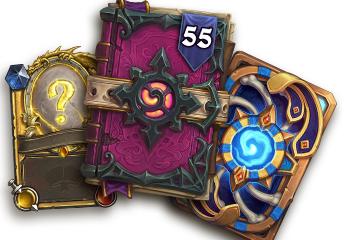 炉石传说黄金卡牌包有什么