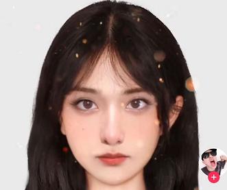 抖音韩国证件照怎么拍的