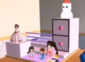 樱花校园模拟器婴儿床怎么做?