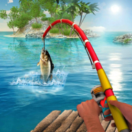 真正的海洋钓鱼模拟器