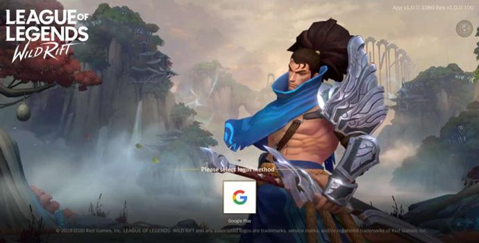 《英雄联盟手游》东南亚服上线!下载地址公布