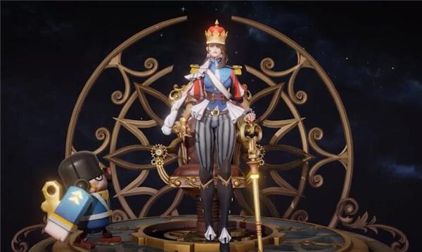 王者荣耀米莱迪胡桃梦想国战令皮肤有没有特效