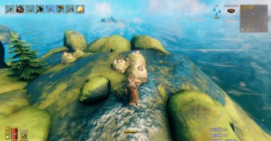 英灵神殿龟岛怎么找