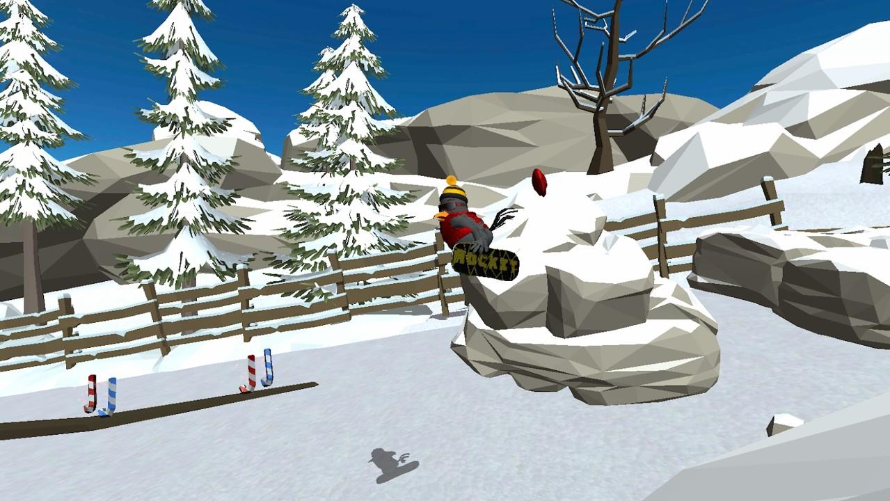 雪鸟滑雪板